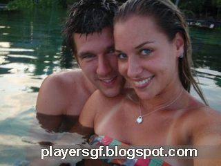 Dominika Cibulková with her boyfriend Miso Navara sexiest pictures