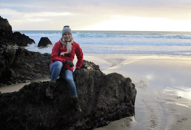 vihreän saaren emäntä, Dingle peninsula