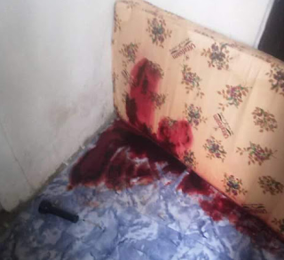 Armed robbers invade phone shop in Sapele, hack security guard to death and make away with all valuable phones