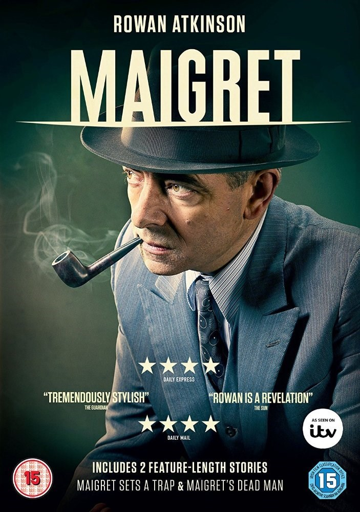 Xem Phim Thám Tử Maigret 2016