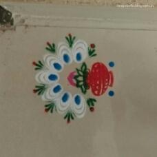 Kalash Rangolis Patterns