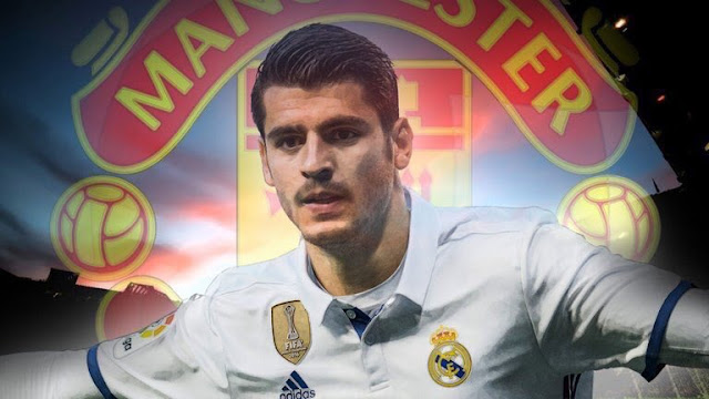 el Manchester United va a comprar a Morata por 73 M€