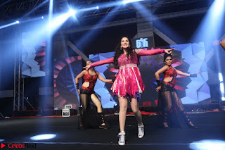 Sunny Leone Dancing on stage At Rogue Movie Audio Music Launch ~  210.JPG