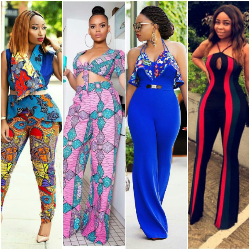 81b2a17bc8e8b1 See 20+ Latest Ankara Top and Trouser styles