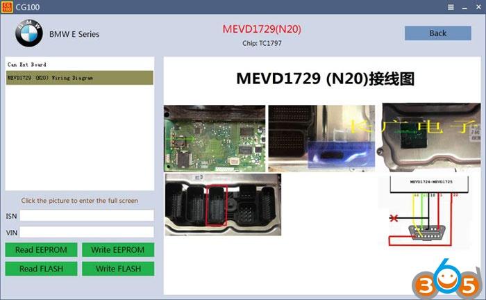 How to use CGDI BMW to Modify Engine ECU? | Automotive