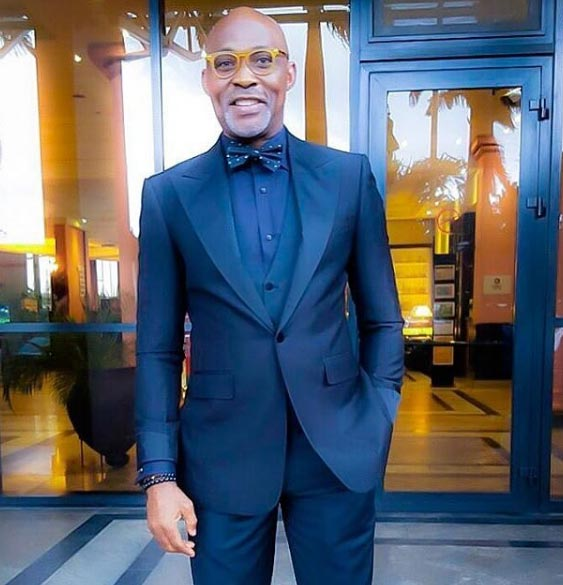 Check out what your favorite celebrities wore at African Movie Academy Awards 2016