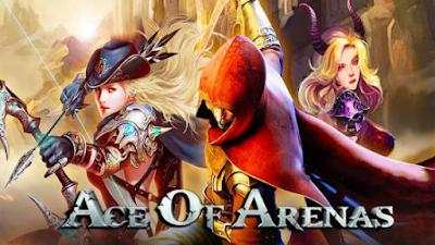 Download Ace Of Arenas Mobile v2.0.8.0 Mod Apk