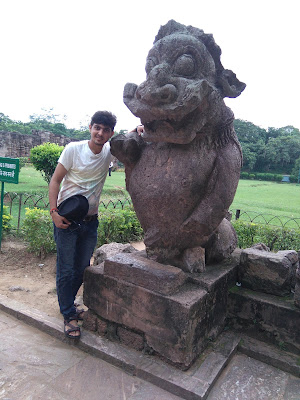 Sun Temple Konark - Rishabh Datta