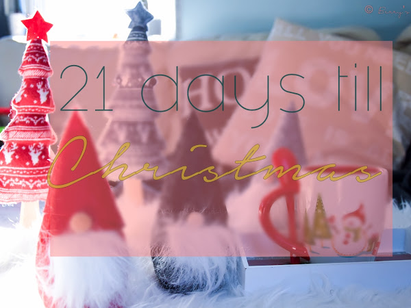 BLOGMAS :: 4 декември // Holly Jolly Holiday Christmas Tag