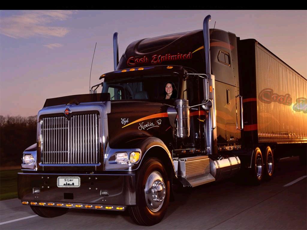 Gambar Mobil Truck Gagah