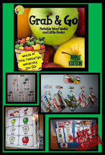 https://www.teacherspayteachers.com/Product/Portable-Word-Wall-and-Little-Books-Apples-2097240