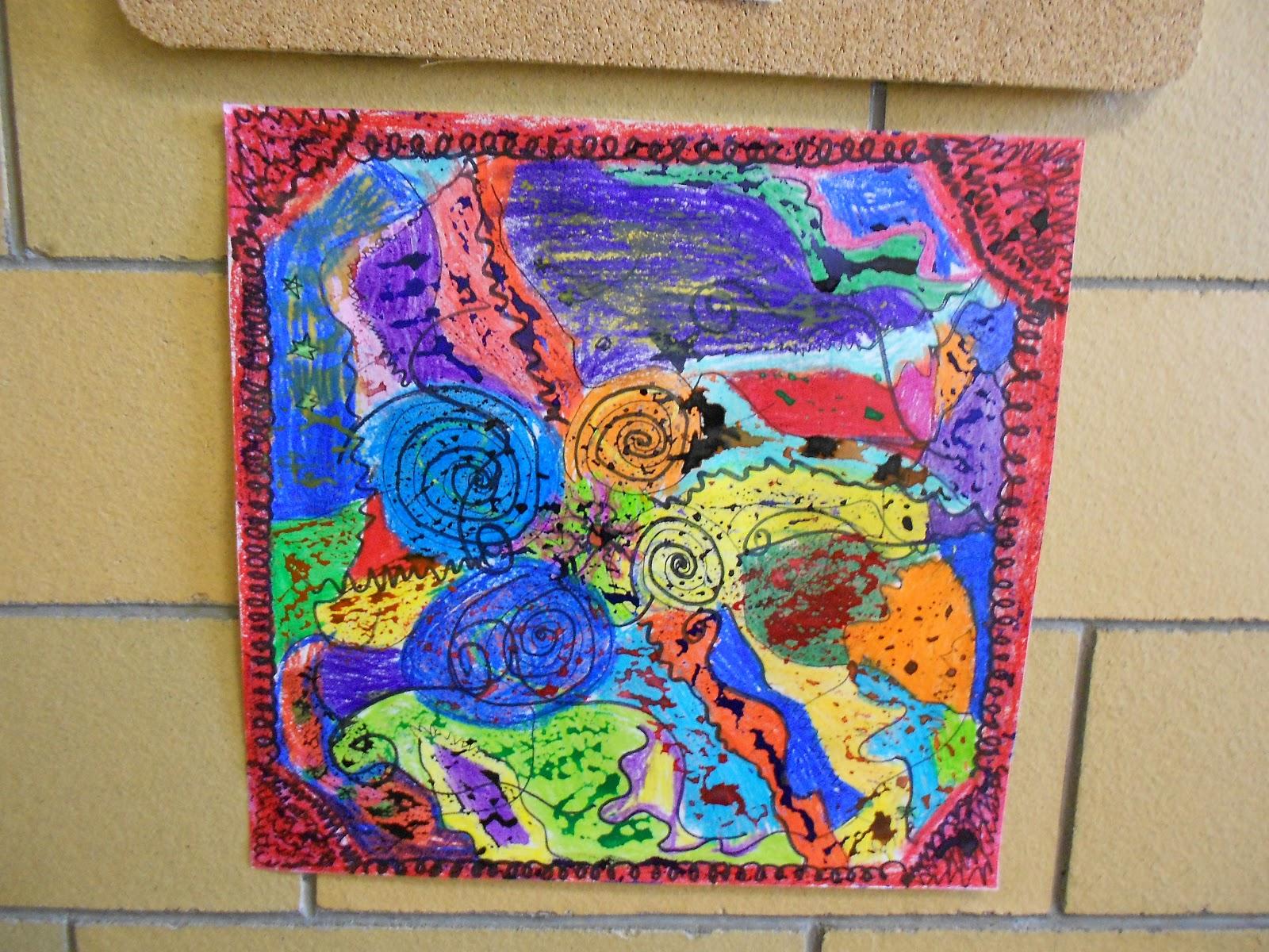 Learn Explore Create 5th Grade Dot Drawings