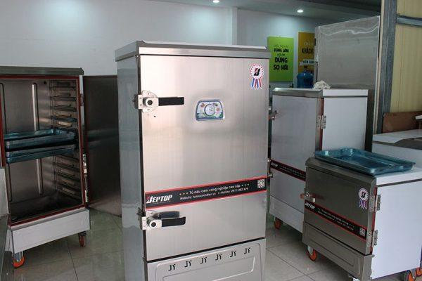 có nên mua tủ cơm công nghiệp cũ ~ Bán tủ cơm công nghiệp | tủ cơm 12 khay bằng gas ở hải phòng | tủ cơm 40kg 50kg bằng điện gas