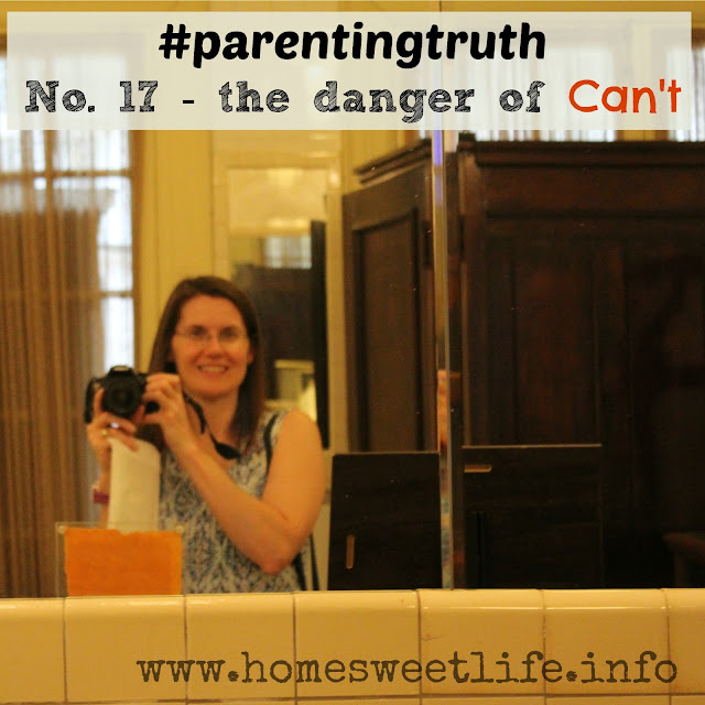 parenting truths, childhood, wise words, speak the truth in love