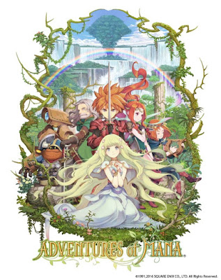 Adventures of Mana disponible sur iOS et Android