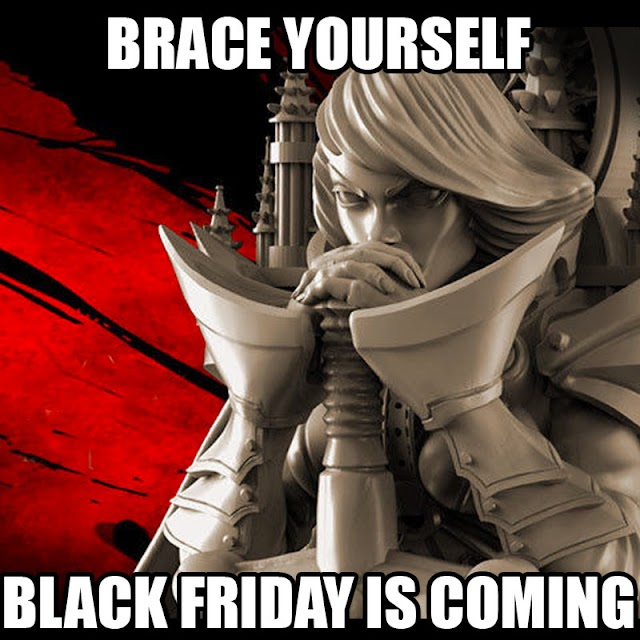 The Black Friday Deals Start Right Away
