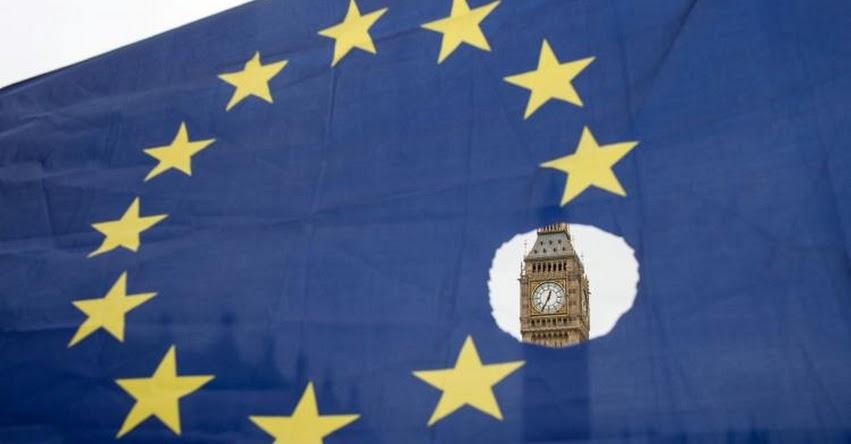 Ya es oficial salida de Reino Unido de la Unión Europea - UE