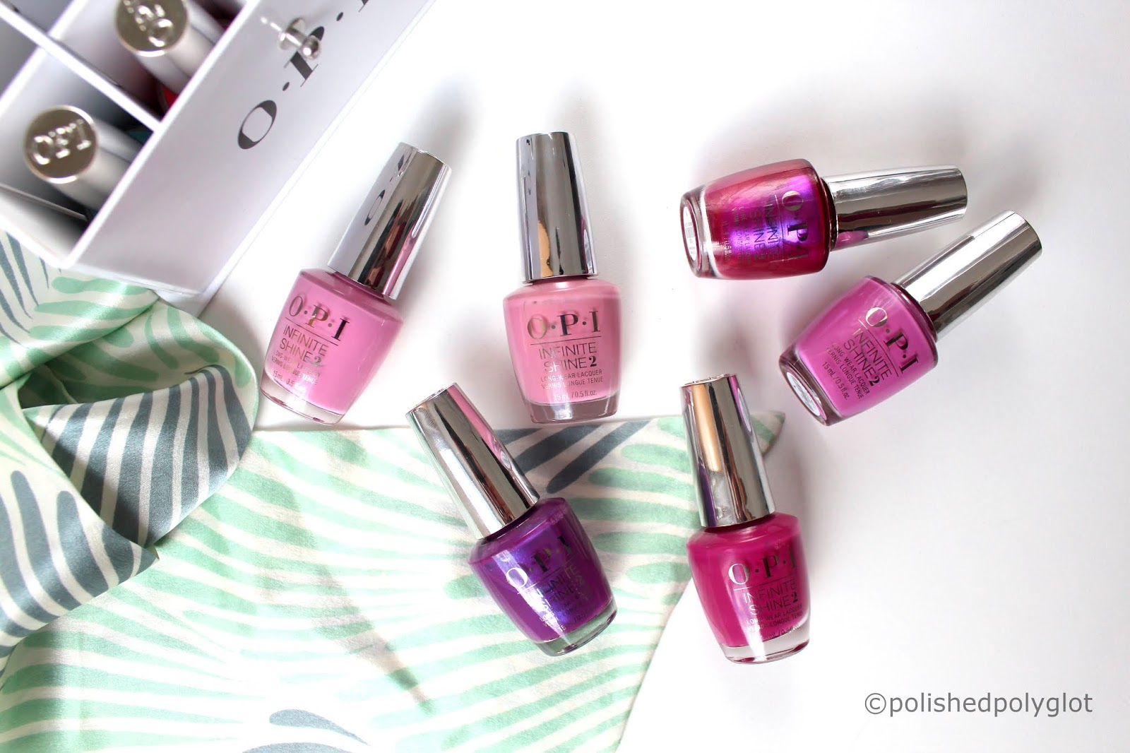 New │ OPI Tokyo Collection for Spring-Summer 2019 [Swatches and ...
