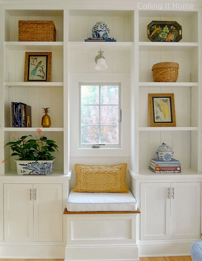 Window Seat Library: Five Favorites From The One Room Challenge
