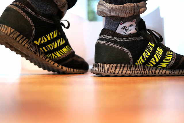adidas Los Angeles Foot Locker Exklusive im Closer Look