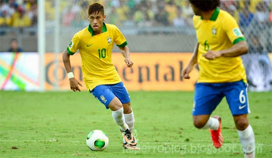 Neymar brazil players in action - Free wallpaper sites