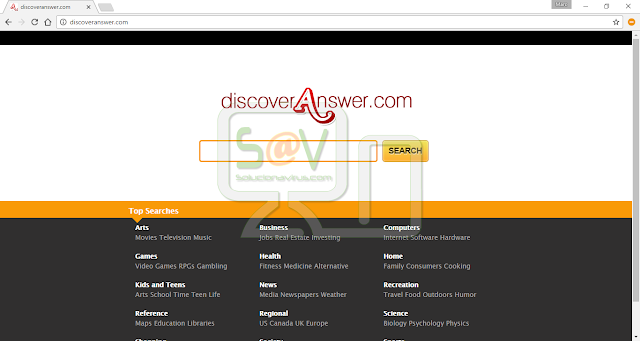 Discoveranswer.com (HIjacker)