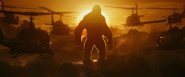 Kong: Skull Island - Helicopter