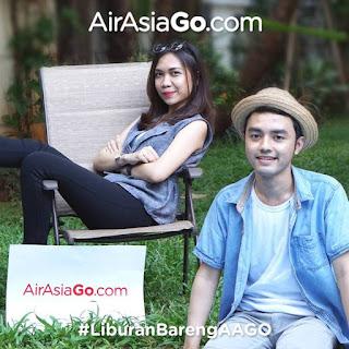 AirAsiaGo Flash Sale! Diskon 50% untuk Flight, Jika Pesan Dengan Hotel! Tujuan Bali, Perth, KL dan Banyak Lagi!