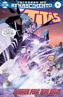 DC Renascimento: Titas #4