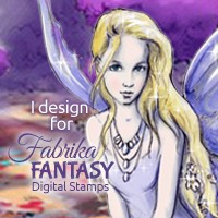 Fabrika Fantasy Digital Stamps