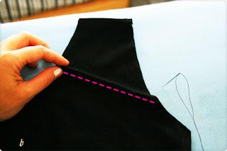 Giysiyi Büzgülü Model Haline Getirme