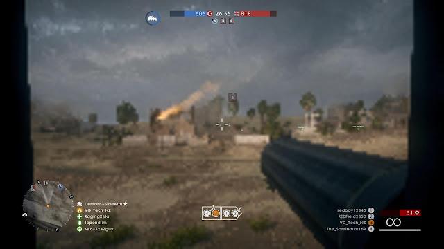 Battlefield 1 sufre un curioso bug en PS4