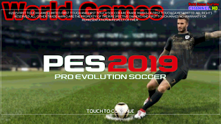 Download FTS Mod PES 2019 v3.2 Apk Data Obb