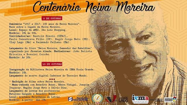 Centenário de Neiva Moreira