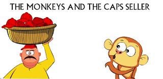 cap-seller vs monkey story