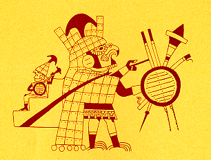 Pintura de la cultura Mochica