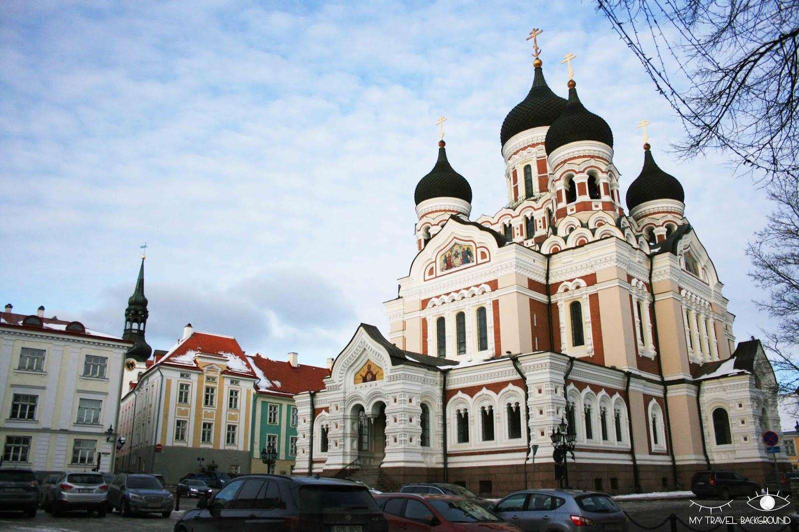 My Travel Background : road trip de 10 jours autour de la mer baltique : Danemark, Finlande, Estonie - Tallinn, Estonie