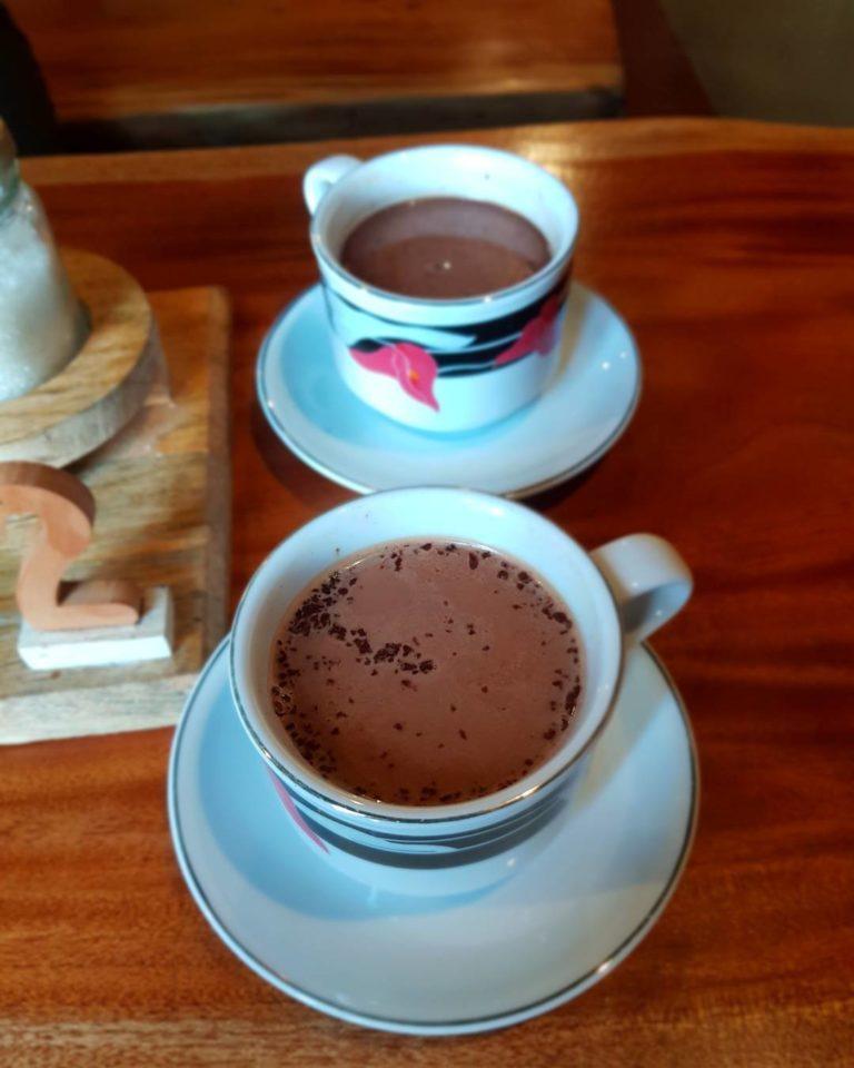Kebun Coklat Glenmore di Doesoen Kokoa Banyuwangi