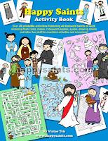 http://www.happysaints.com/2015/09/happy-saints-activity-book.html