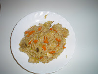 Presentation of the Ku rice recipe delights Bak 3