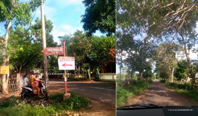 Pantai Mandala Ria: Petunjuk Jalan Poros Bulukumba +fotojelajahsuwanto+