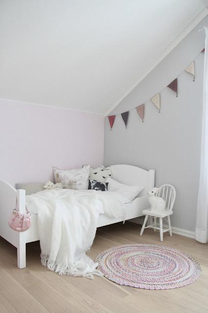 Habitación infantil sencilla y con encanto