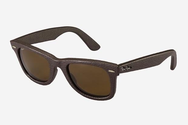 O óculos custa  300, vem com lentes polarizadas e pode ser encontrado em  duas diferentes cores de couros (preto e marrom). 3b2c7baaf9