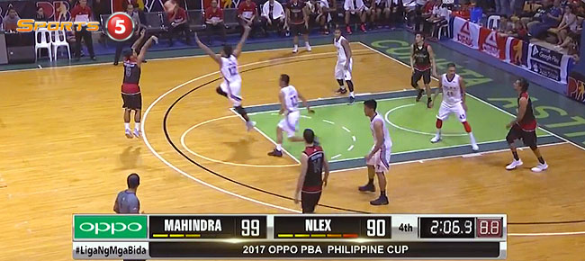 Mahindra def. NLEX, 106-96 (REPLAY VIDEO) January 27