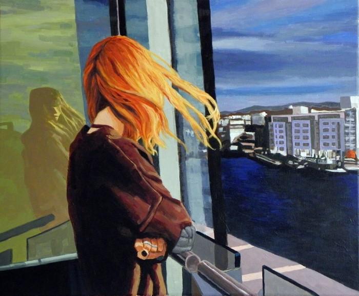 Кубинский художник-реалист.