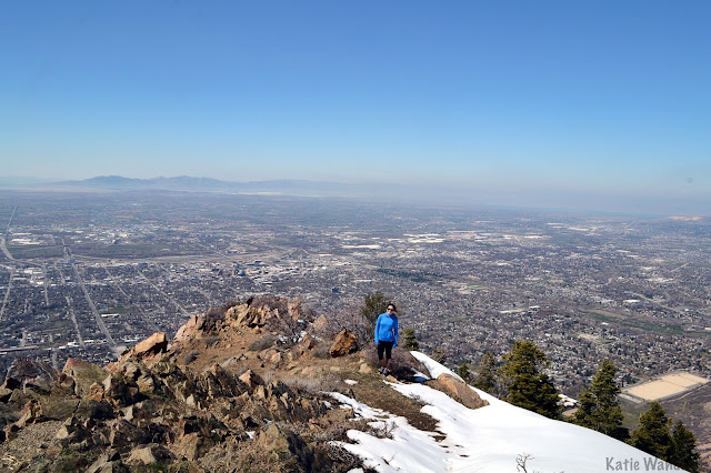 view from Malan's peak