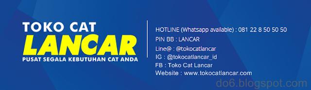 Toko Cat Online Terlengkap