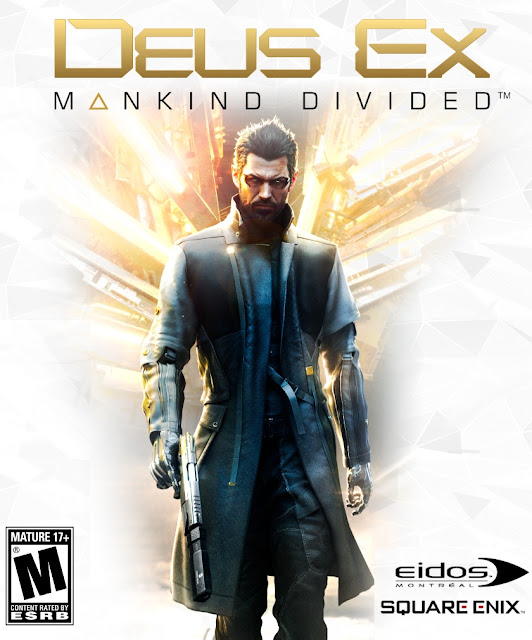 Deus Ex: Mankind Divided PC Full Españo