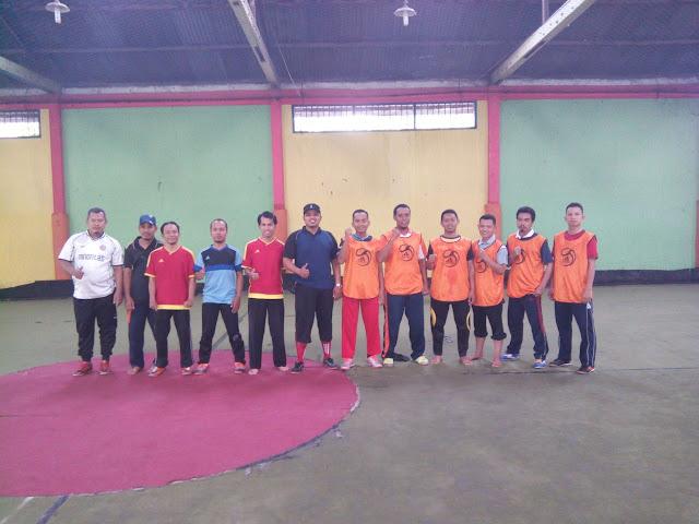 Perkuat Ukhuwah, Pks Medan Denai Dan Pks Medan Area Tanding Futsal Persahabatan