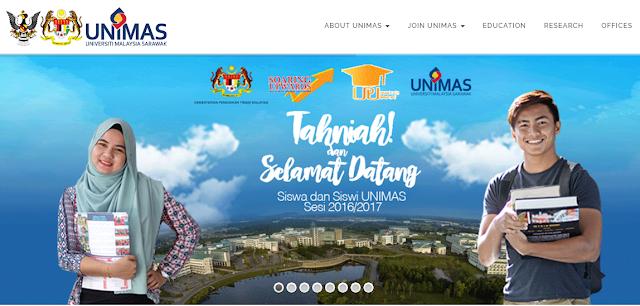 Rasmi - Jawatan Kosong di (UNIMAS) Universiti Malaysia Sarawak Terkini 2019